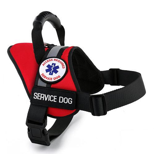 No-Pull Dog Vest (without pocket)