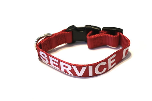 Service Dog Collar | All Access Canine