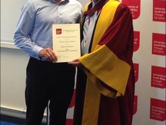 Nemein Employee Receives Top Honours