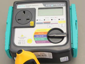 Portable Appliance Testing Service Offered