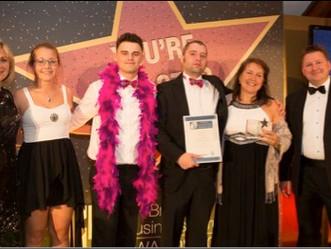 Double Award Winner – Bridgend Business Forum Awards