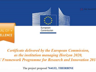 And the EU Horizon 2020 Seal of Excellence Award goes to…