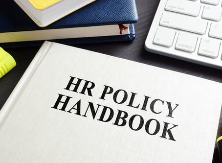 Three Compliance Essentials in Every Handbook