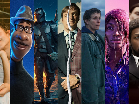 Stef's Top 20 Films and Series of 2020