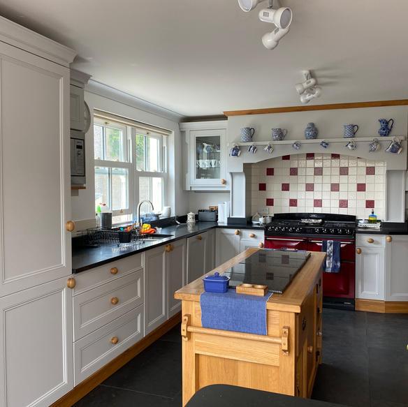 Judith's kitchen