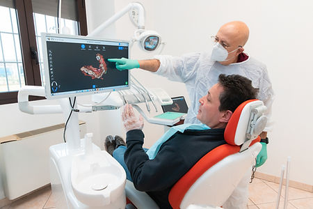 Dental Smile scanner intraorale