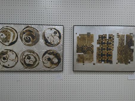 La voix de lapis 日本画展に参加しています