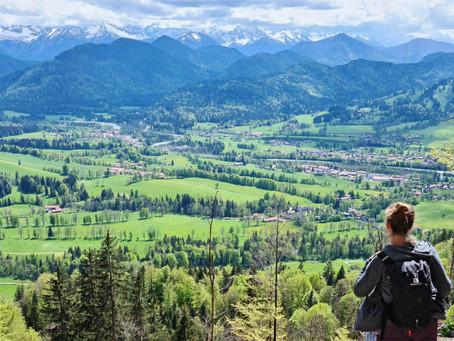 Es geht wieder los! Berglicht-Wanderung am 2. Juni