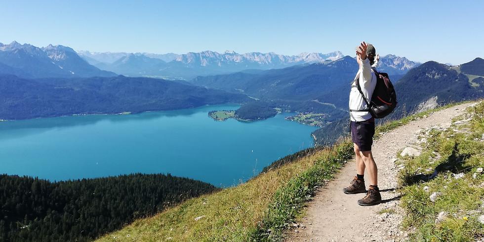 Berglicht-Wanderung am Mittwoch im September