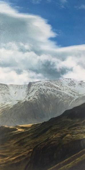 Nant Francon , Ogwen valley, Cwm Idwal ,