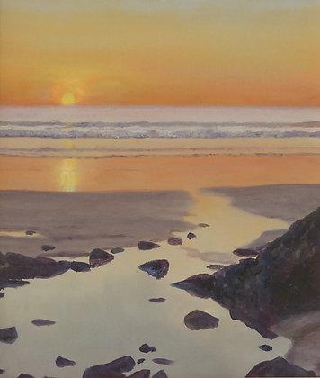 Llanddwyn Sunset, Isle of Anglesey