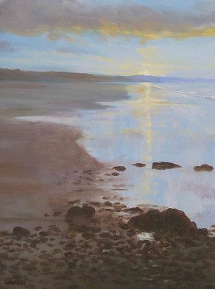 Newborough at Dawn, Isle of Anglesey