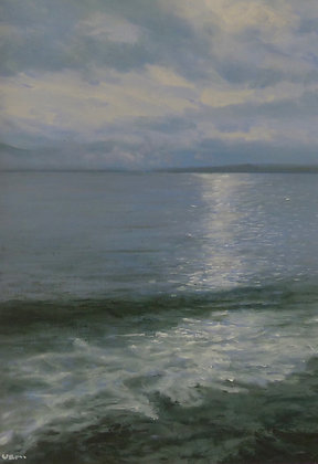 Across the Straights from Beaumaris, Isle of Anglesey