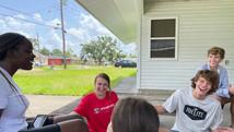 Lake Charles Mission Trip