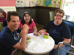 Sweet Fundraiser at Sweet Frog