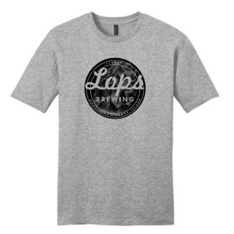 Men's Grey Lops Brewing T-Shirt
