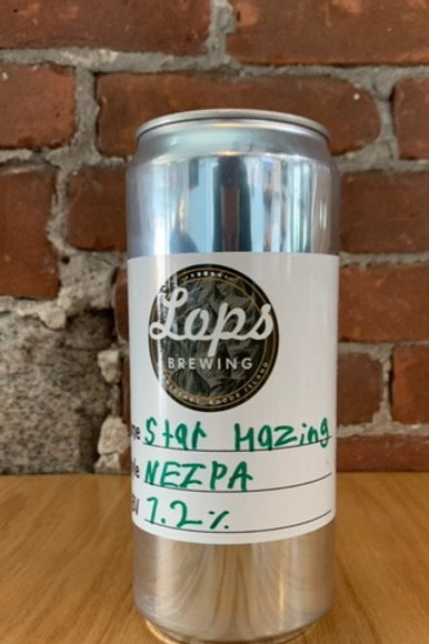 32oz Crowler Can - For Pickup Only - STAR HAZING