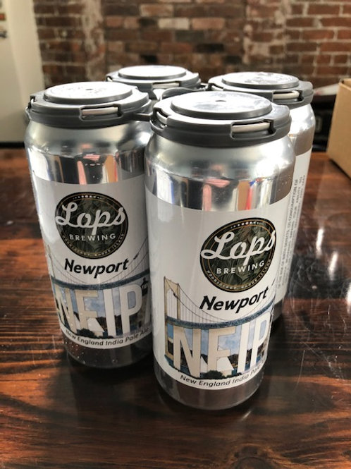 4 Pack - For Pickup Only - NEWPORT NEIPA