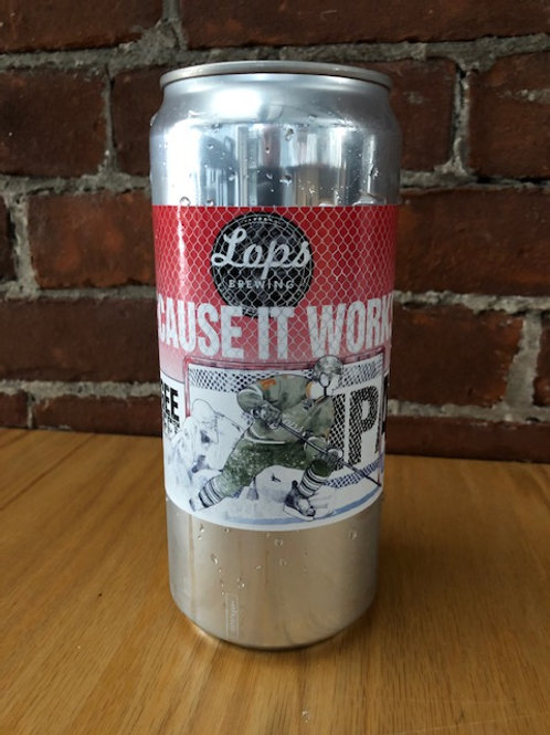 32oz Crowler Can - For Pickup Only LOGEE STREET IPA