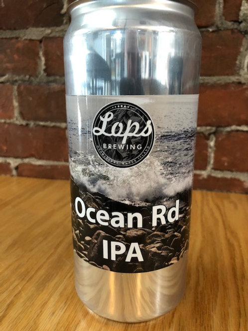 32oz Crowler Can - For Pickup Only OCEAN RD IPA