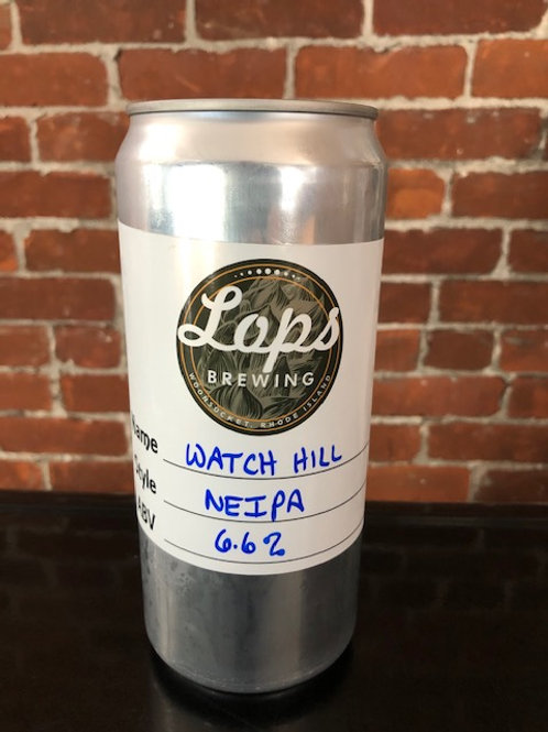 32oz Crowler Can - For Pickup Only - WATCH HILL NEIPA