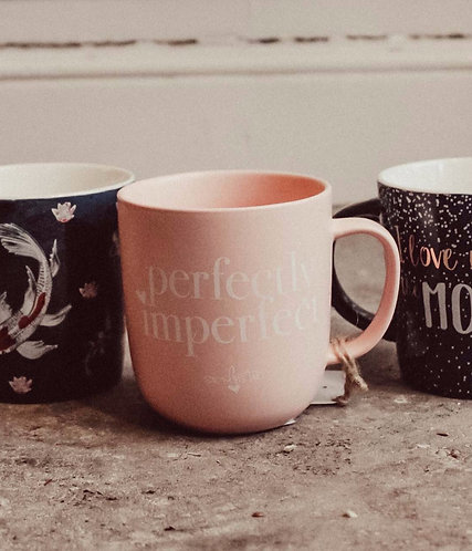 Tasse Perfectly Imperfect