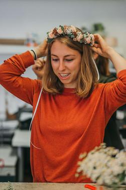 Flowercrown JGA