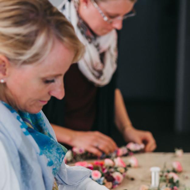Customer Blumen Event