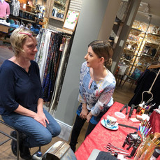 Store Event Makeup