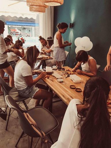 Silber-Schmuck Workshop für euch und eure Mädels