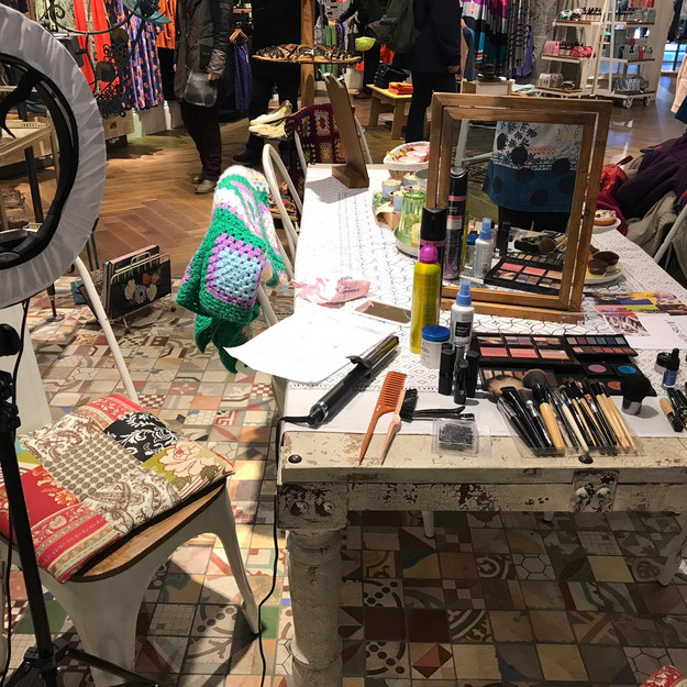 Customer Make-up Event