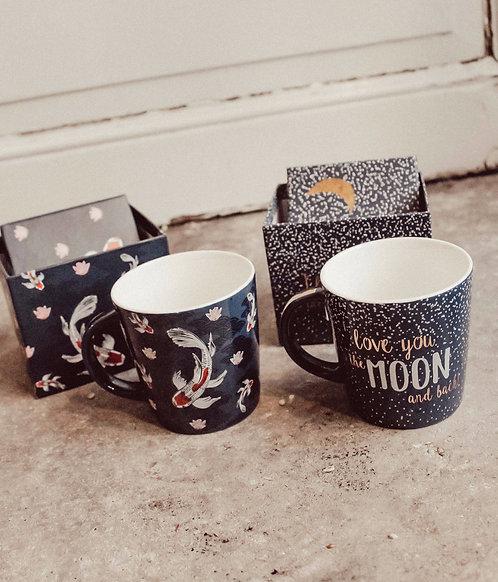 Tasse mit Geschenkbox