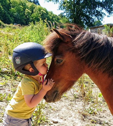 Eveil à poney