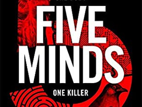 Review: Five Minds by Guy Morpuss