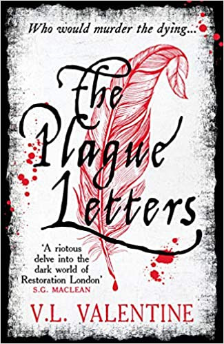 Review: The Plague Letters by V.L. Valentine