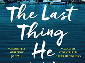 Review: The Last Thing He Told Me by Laura Dave