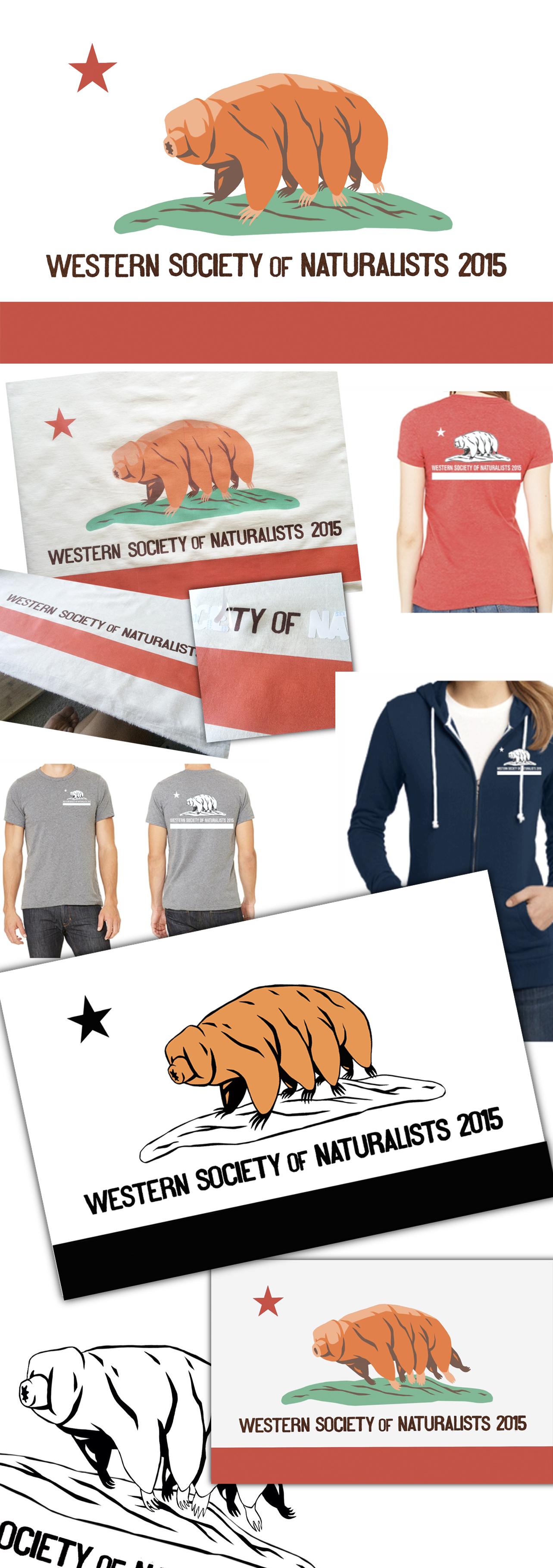T-shirt W.S.N. Contest Winner — Vector