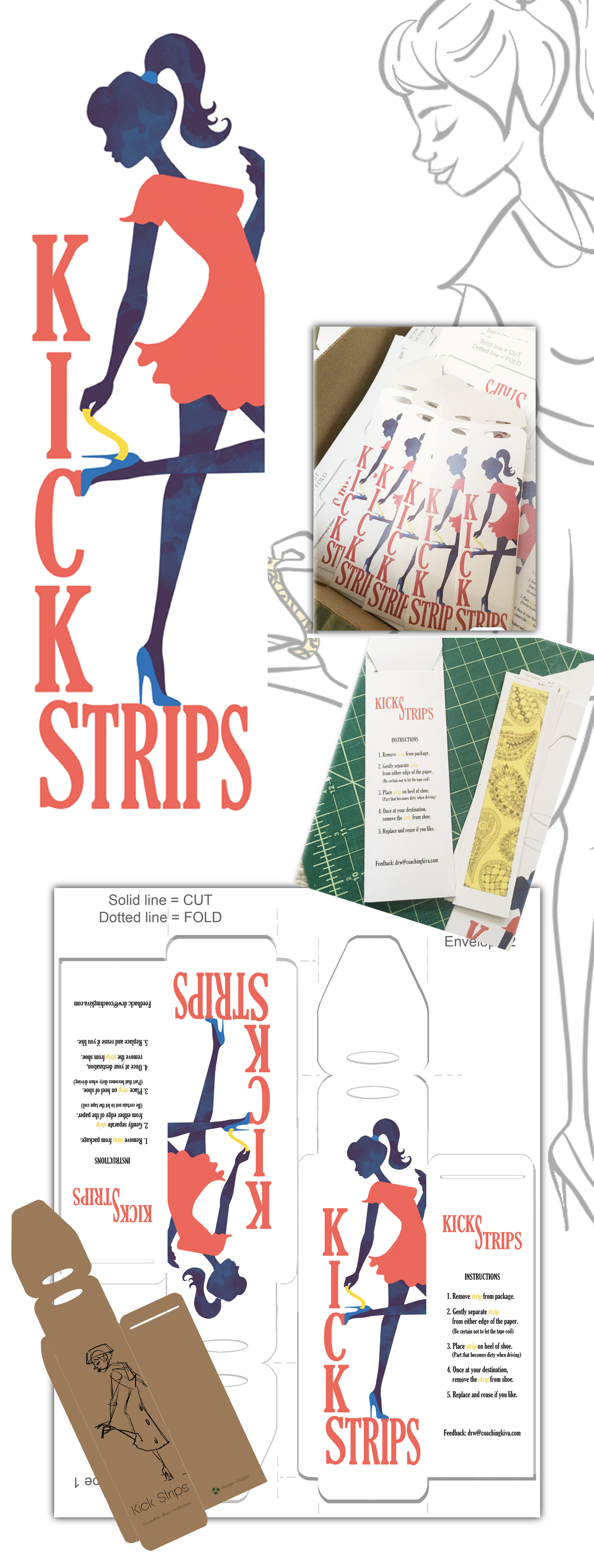 Packaging Design — Vector