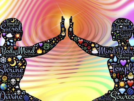 Tapping into Divine Feminine