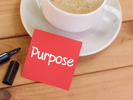 Connecting to your purpose