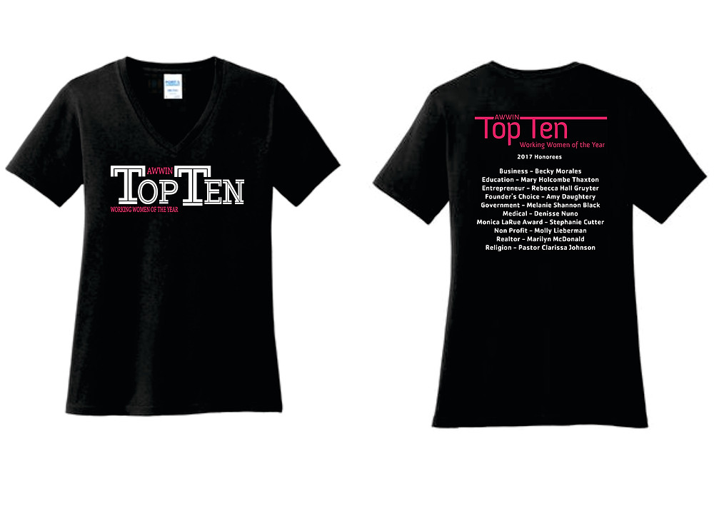 Top Ten T-shirt