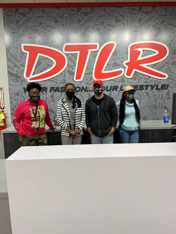 DTLR Blesses Kids with Toy Donations