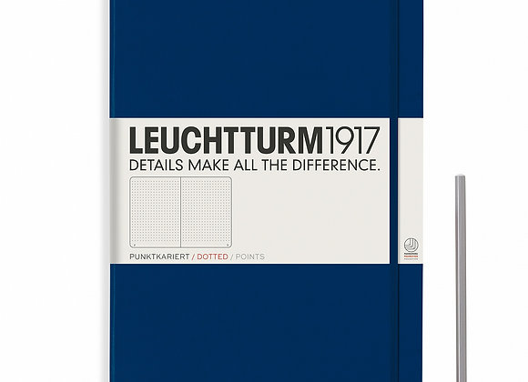 Leuchtturm1917 Master A4+ Hardcover Dotted