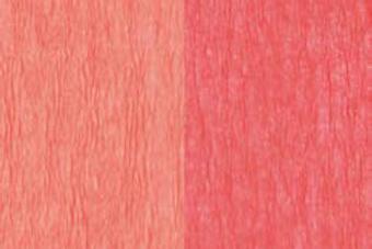 Doublette Crepe Paper - Rose/Light Pink