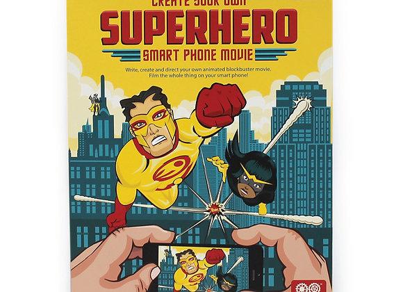 Superhero Smartphone Movie Kit