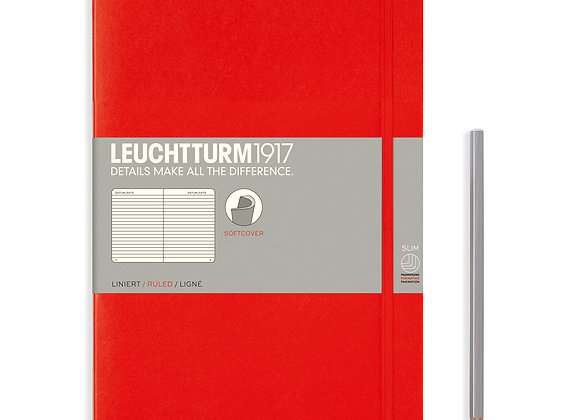 Leuchtturm1917 Composition softcover B5 Ruled