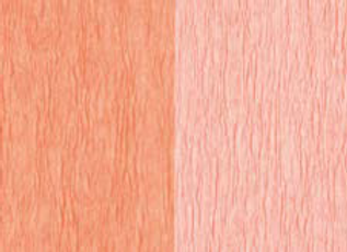 Doublette Crepe Paper - Salmon/Light Rose