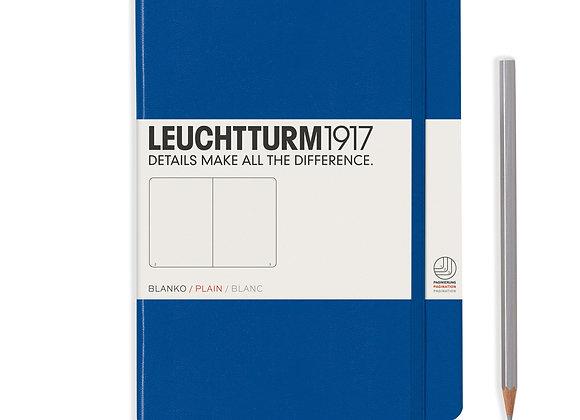 Leuchtturm1917 Medium Hardcover A5 Plain