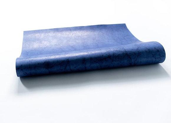 Blue Batik Gift Wrap