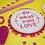 Thumbnail: Do What You Love Cross Stitch Kit